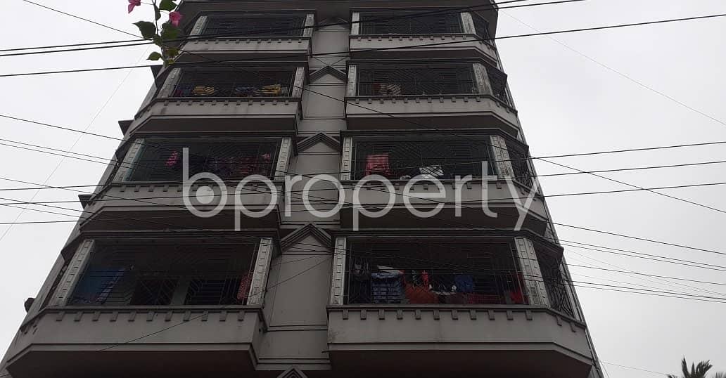 900 Sq Ft Apartment Ready For Rent At Kotwali, Chittagong