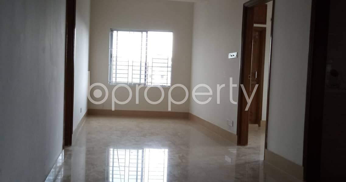 Available At Panthapath Main Road, Look At This Commercial Office For Rent