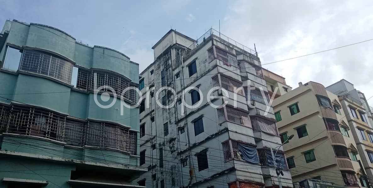 Be the awaited occupant of 600 SQ FT residential home waiting to get rented at Halishahar