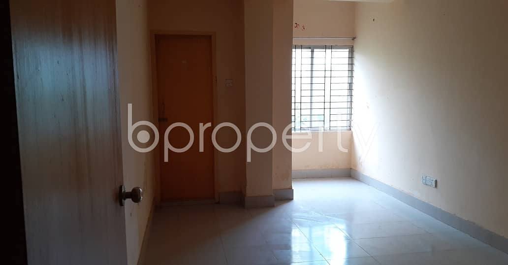 Convenient 1200 Sq Ft Flat Is Now For Rent In Patharghata