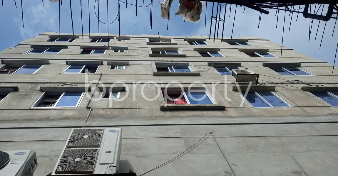 Evaluate This 1100 Sq Ft Flat For Rent At South Kattali Ward