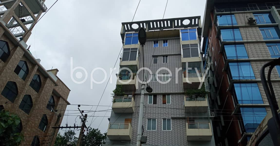 A very beautiful 700 SQ FT home is now available for rent in Muradpur