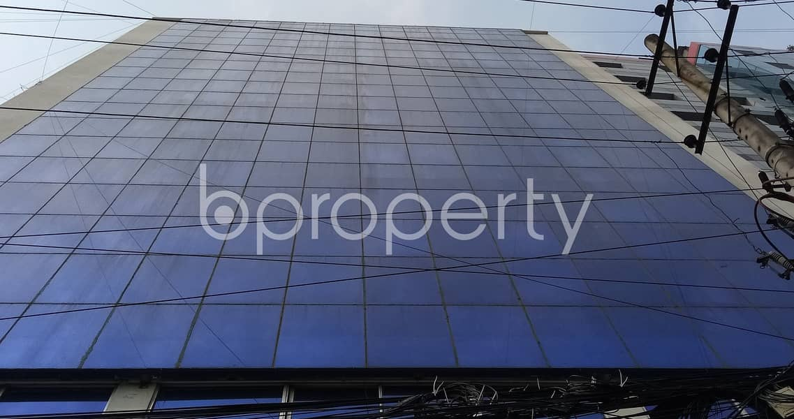 1200 Square Feet Commercial Floor Ready For Rent In Kalabagan