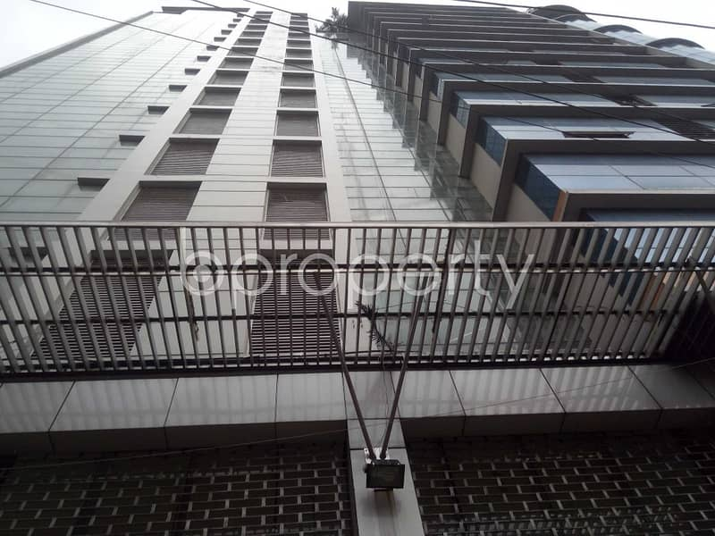Grab This 730 Square Feet Office Area For Rent In Motijheel