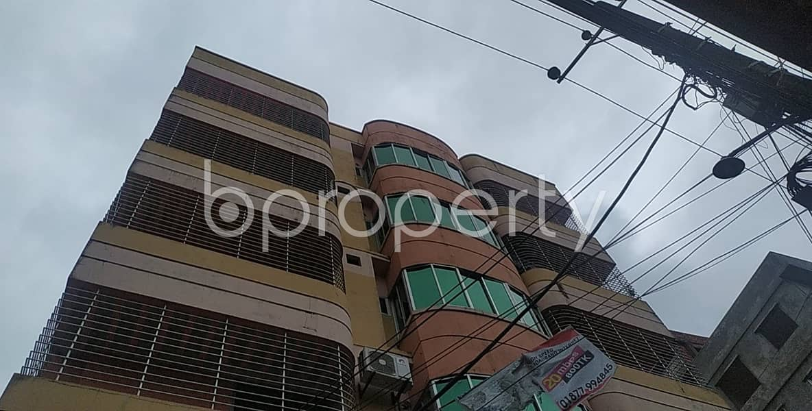 Comfortable, Convenient And Well-constructed 1100 Sq. Ft -3 Bedroom Flat Is Ready For Rent At Rahman Nagar.
