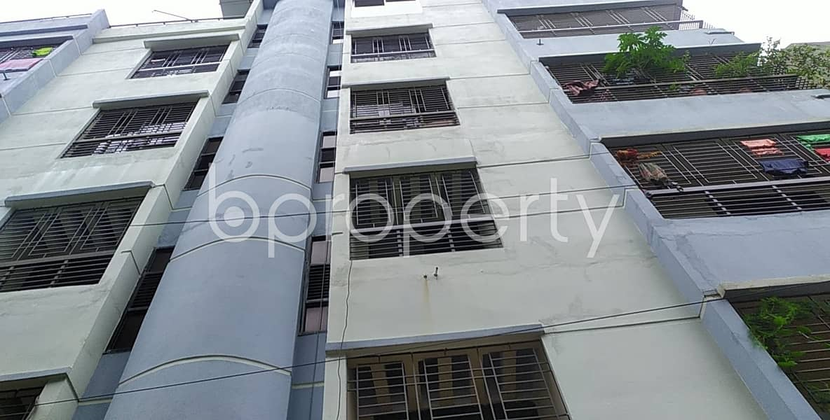 A 2 Bedroom And 800 Sq Ft Properly Developed Flat For Rent In The Location Of Nasirabad .
