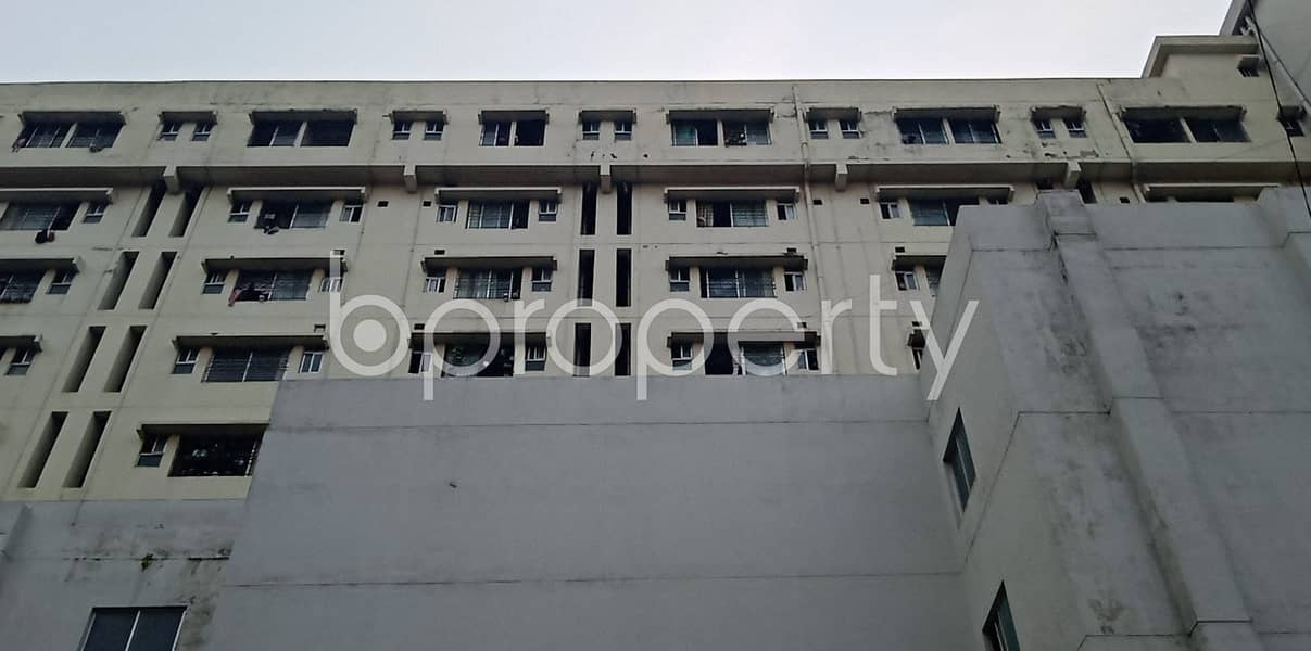 Attention ! A 580 Sq. ft South Banasree Project Apartment Is Up For Sale