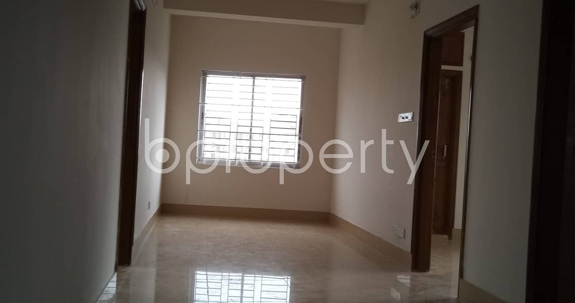 Close To West Panthapath Jame Masjid A 1500 Square Feet Large Commercial Office For Rent