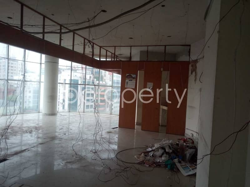 A 1024 Square Ft Office Is For Rent At Bijoy Nagor Road.