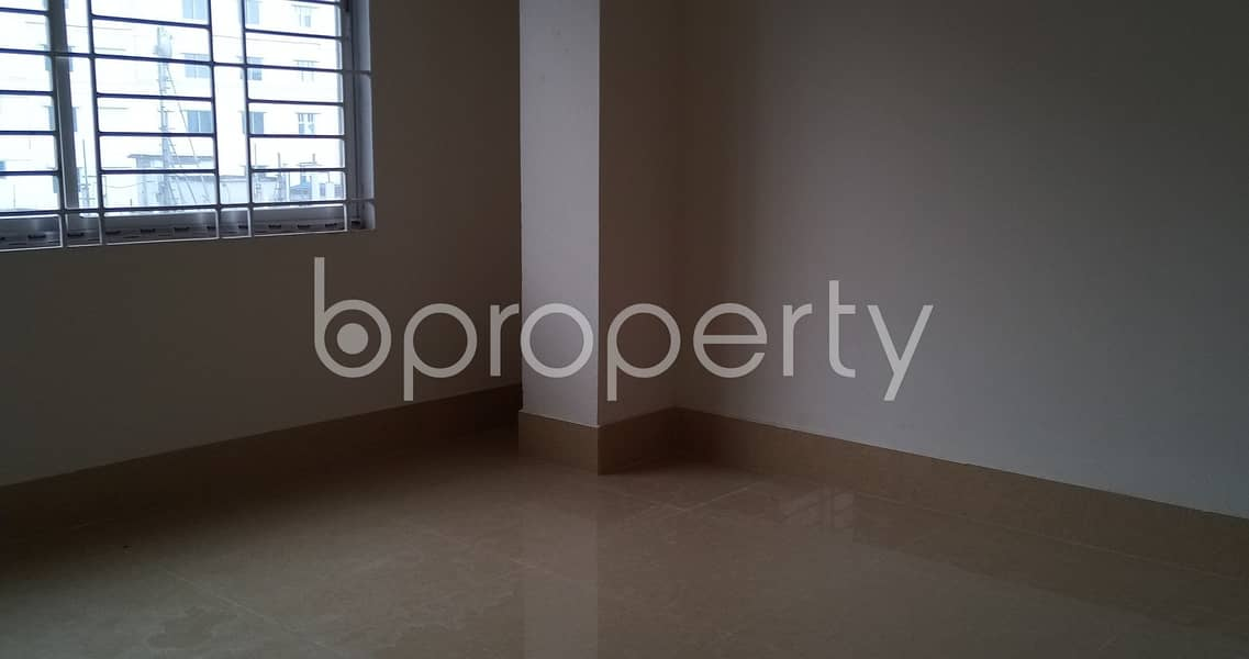 1500 Sq. Ft Office Is Now Vacant For Rent Close To West Panthapath Jame Masjid