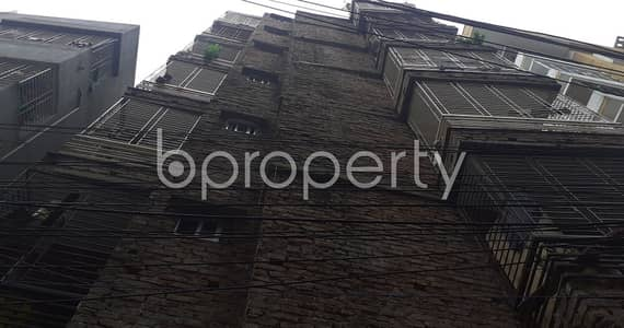 3 Bedroom Flat for Sale in Mirpur, Dhaka - Check This 1000 Sq. Ft Apartment Which Is Up For Sale Beside To Paikpara Central Jame Masjid