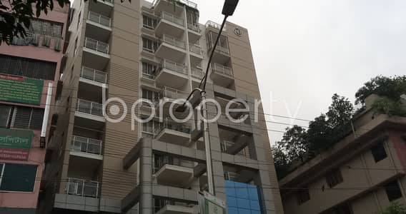 Office for Rent in Kathalbagan, Dhaka - This Vacant Commercial Space Of 2454 Sq Ft Situated In Green Road, Is Up For Rent
