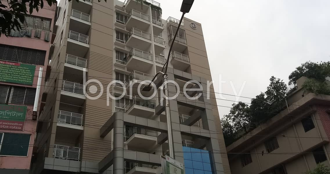 This Vacant Commercial Space Of 2454 Sq Ft Situated In Green Road, Is Up For Rent