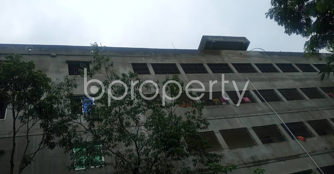 See This 570 Sq. Ft Smartly Priced House Is Up For Rent In 40 No. North Patenga Ward , That You Should Check.