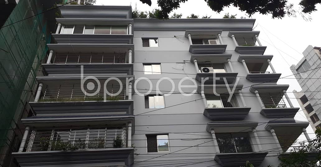 Modern Designed Spacious Apartment 0f 4200 Sq Ft Is Up For Rent In Gulshan 2