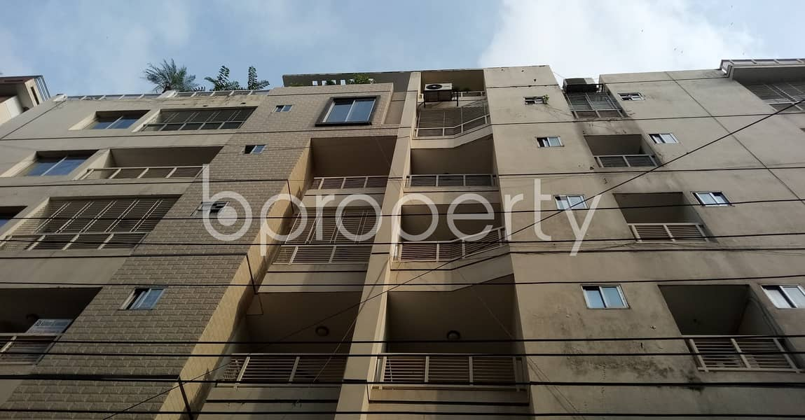 1250 SQ FT flat is now for sale which is in Mirpur DOHS