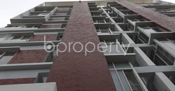 বিক্রয়ের জন্য BAYUT_ONLYএর ফ্ল্যাট - ৯ নং উত্তর পাহাড়তলী ওয়ার্ড, চিটাগাং - Grab This 1050 Sq. Ft Apartment Up For Sale At Khulshi Garden View Housing Society .