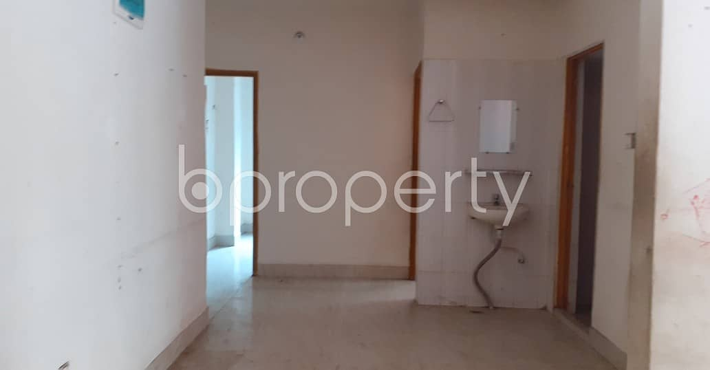 If You Are Looking For A Nice Residence In Firingee Bazaar For Rent, See This Flat Of 900 Sq Ft