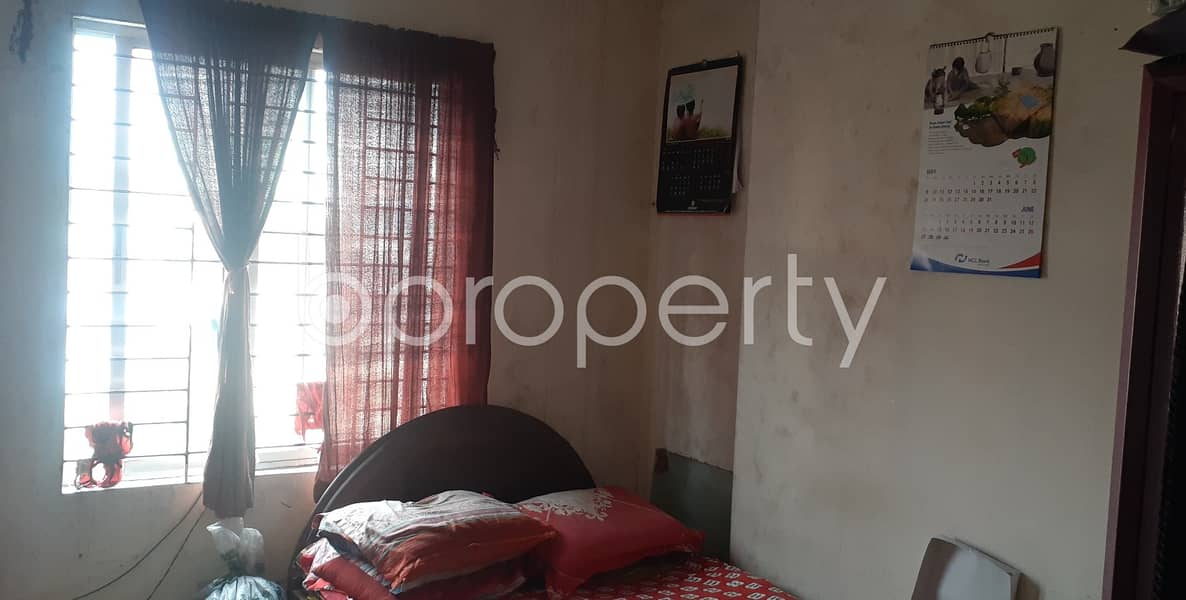 Impressive Flat Of 1000 Sq Ft Is Up For Rent In Kazir Dewri