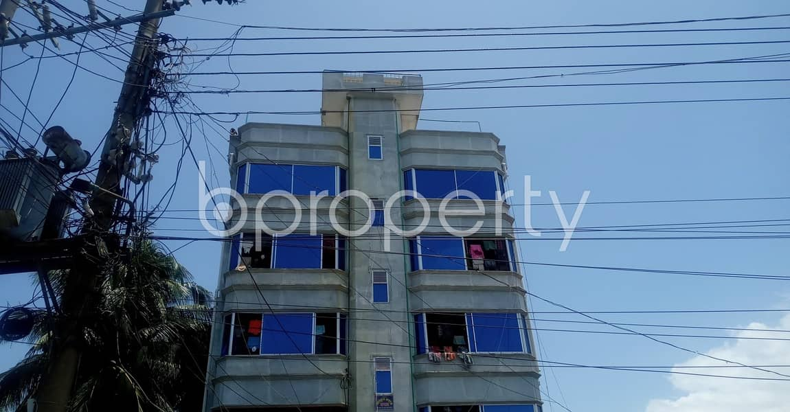 For Rental purpose beautiful 460 SQ FT flat is now up to Rent in Patenga