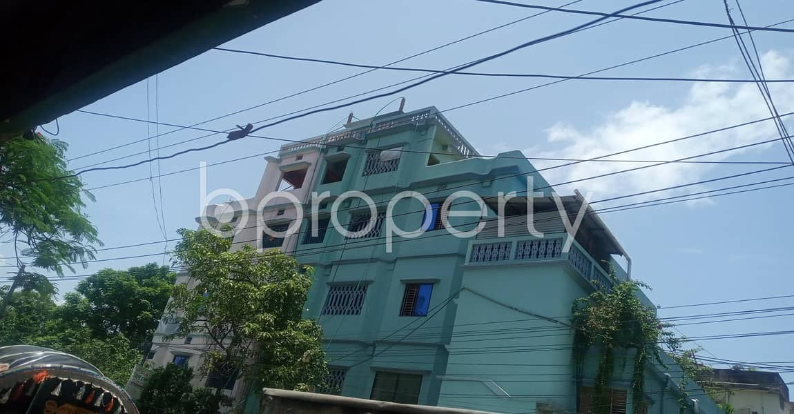 Covering 470 Sq Ft Space A Nice Flat Is Ready To Rent In Muslimabad