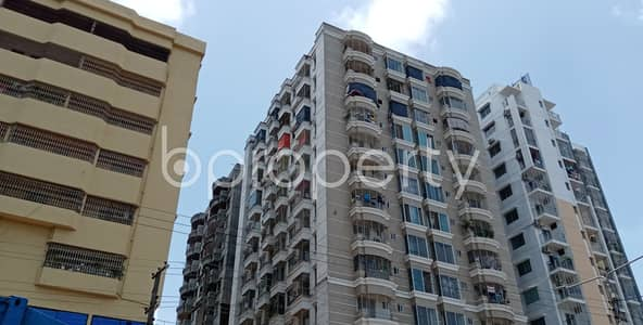 3 Bedroom Flat for Rent in Halishahar, Chattogram - A 1300 Sq Ft Suitable Apartment For You Waiting To Be Rented At Halishahar