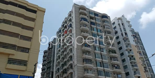 3 Bedroom Apartment for Rent in Halishahar, Chattogram - Well-constructed 1300 Sq Ft Flat Is Ready For Rent At Halishahar