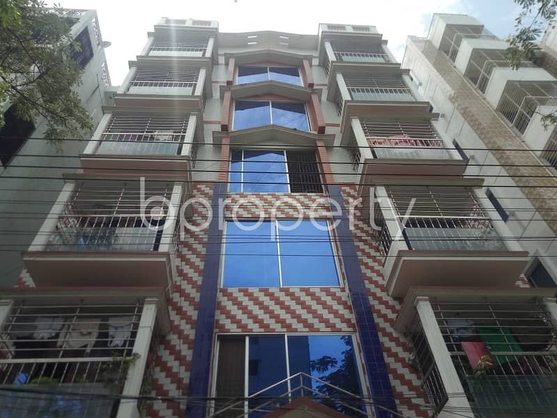 6000 Sq Ft Residential Building Is Up For Sale In The Location Of Bashundhara R-a