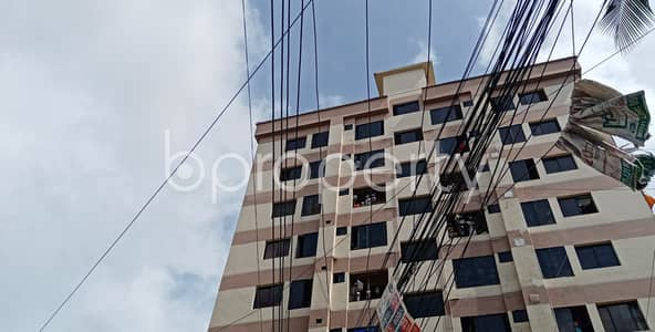 3 Bedroom Flat for Rent in Halishahar, Chattogram - Situated In 26 No. North Halishahar Ward, 1150 Sq Ft An Apartment Is Up For Rent