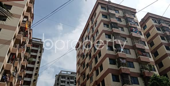 3 Bedroom Flat for Rent in Halishahar, Chattogram - Well Organized Flat Of 1150 Sq Ft Is Now Vacant For Rent In North Halishahar