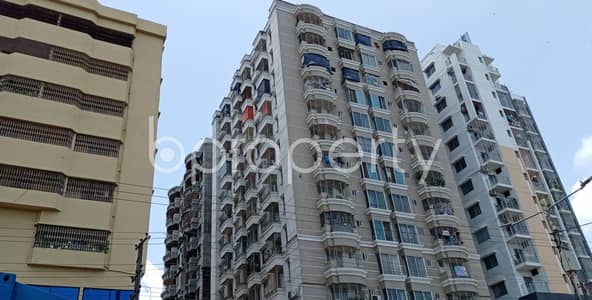 3 Bedroom Apartment for Rent in Halishahar, Chattogram - A 1300 Sq Ft Well Defined And Nice Living Space Is Up For Rent In Halishahar