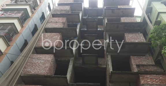 3 Bedroom Flat for Sale in Bashundhara R-A, Dhaka - A 1550 Sq Ft Flat Available For Sale At Block F, Bashundhara R-A .