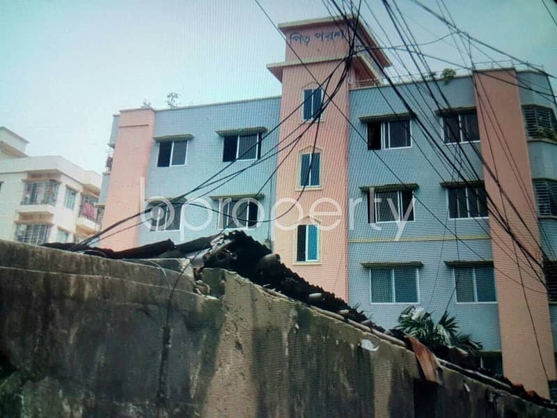 Check this 1150 sq. ft flat for rent which is in Double Mooring