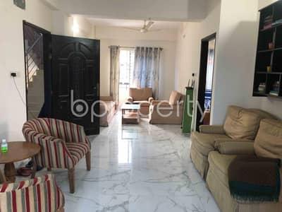 বিক্রয়ের জন্য BAYUT_ONLYএর ফ্ল্যাট - আফতাব নগর, ঢাকা - Residential Inside