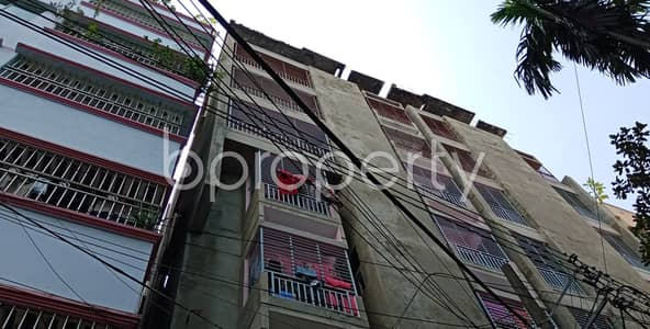 3 Bedroom Apartment for Rent in Halishahar, Chattogram - In The Location Of Halishahar An Excellent Flat Of 1100 Sq Ft Is Waiting For Rent