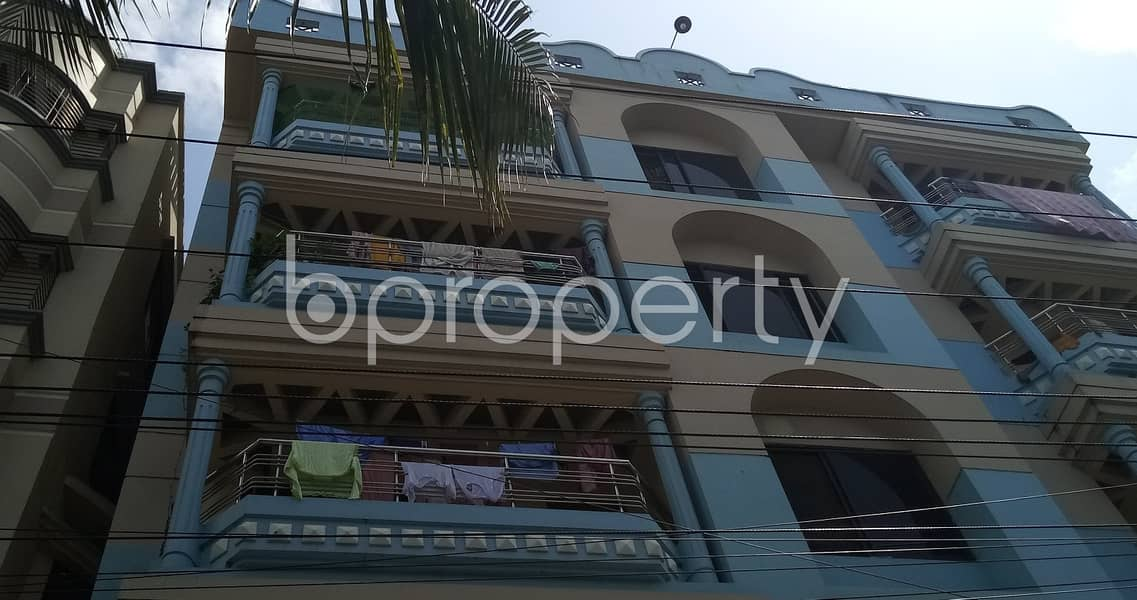 Now you can afford to dwell well, check this 1000 SQ FT apartment in Chandgaon