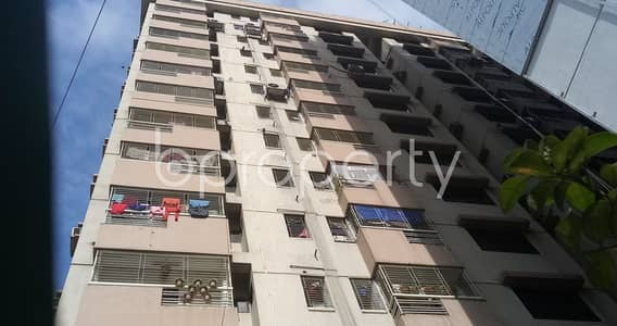 3 Bedroom Apartment for Sale in Kathalbagan, Dhaka - Spaciously Designed And Strongly Structured This 1750 Sq. Ft Apartment Is Now Vacant For Sale In Green Road