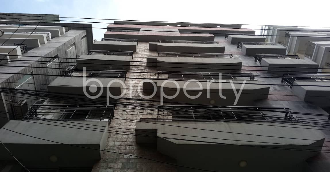 Great Location! Check Out This 4 Bedroom Flat For Rent In Mirpur DOHS.