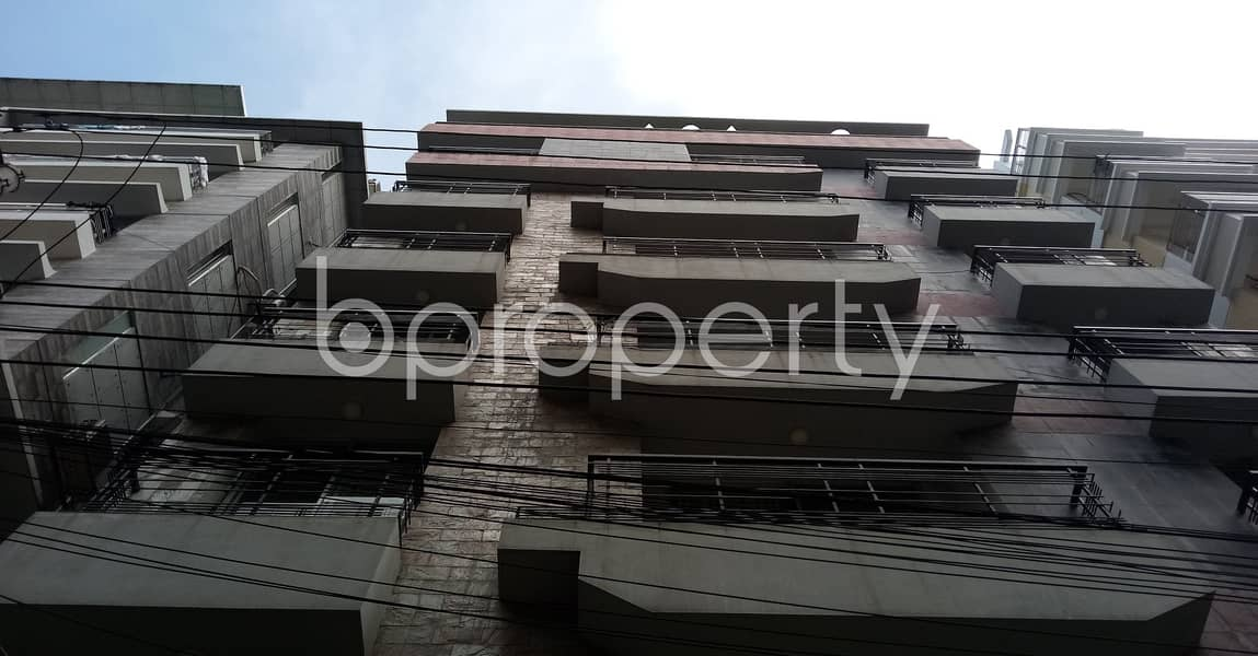 Attention ! A 2200 Sq. ft Spacious Mirpur DOHS Apartment Is Up For Rent.