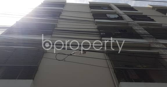 2 Bedroom Flat for Rent in 10 No. North Kattali Ward, Chattogram - Well-constructed 950 SQ FT home is now offering to you in 10 No. North Kattali Ward for rent