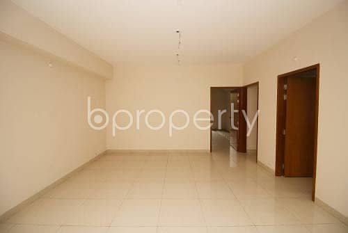 Make this 2360 SQ FT flat your next residing location, which is up for Sale in Banani Near Southeast University