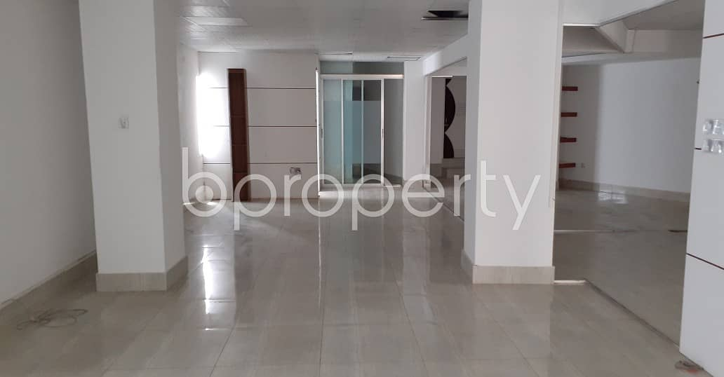 See This Vacant Commercial Space Up For Rent In Elephant Road Near Al-arafah Islami Bank Limited