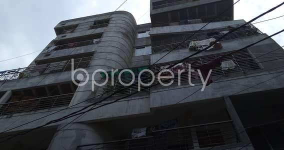 ভাড়ার জন্য BAYUT_ONLYএর ফ্ল্যাট - কালাচাঁদপুর, ঢাকা - Beautifully constructed 550 SQ FT apartment is available to Rent in Kalachandpur