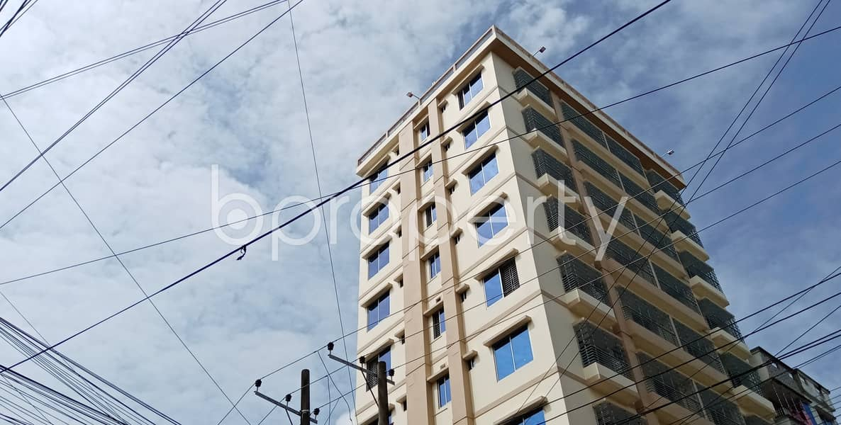 Smartly priced 1200 SQ FT apartment, that you should check in Halishahar
