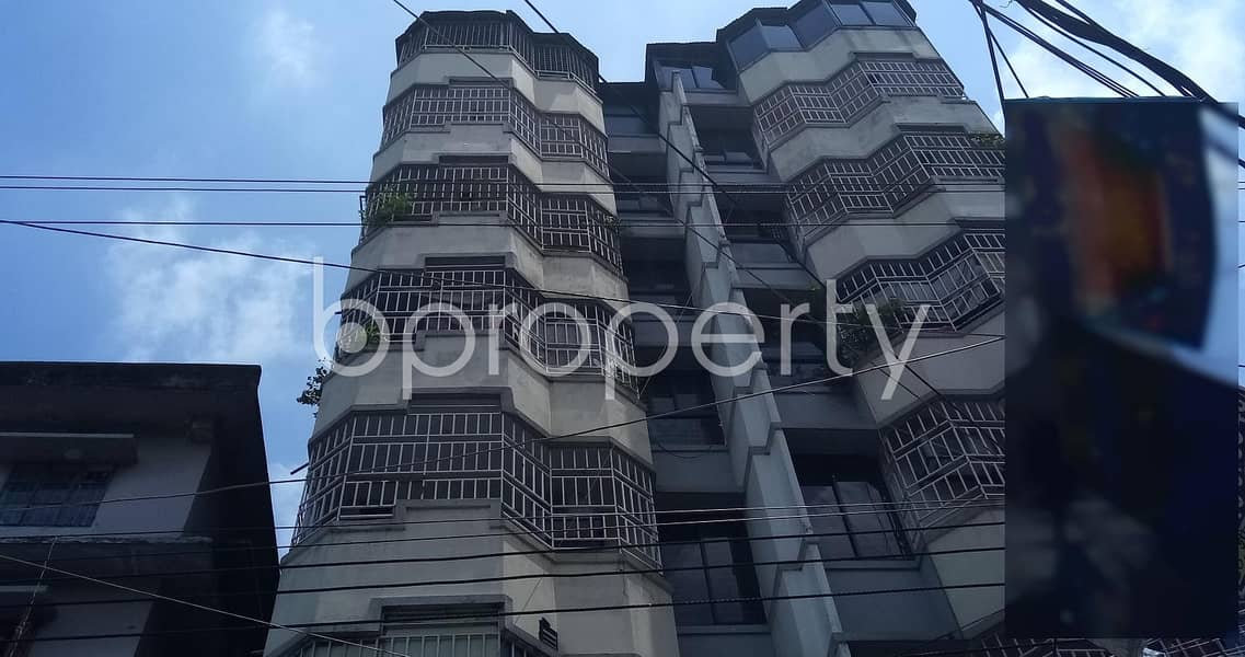 Well-fitted Apartment Is Here Sited At Kalabagan Featuring 2050 Sq Ft Space For Sale