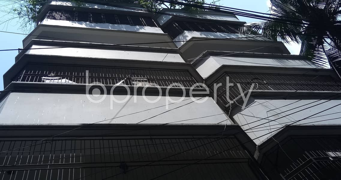 See This 1200 Sq Ft Commercial Space Up For Rent In Kalabagan