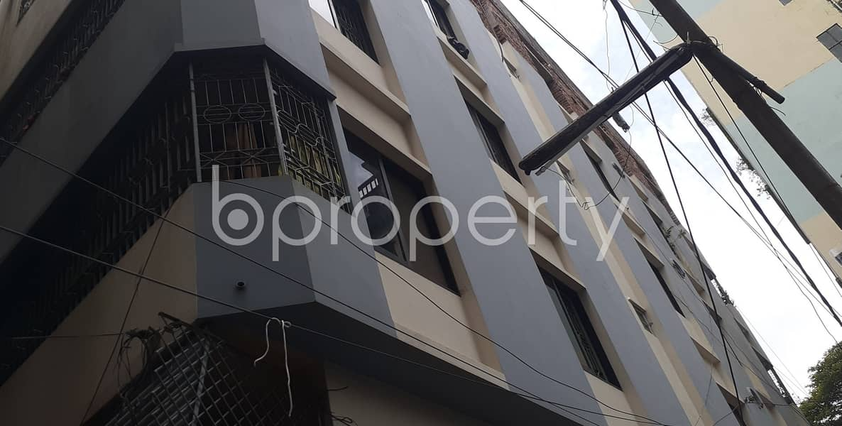 Comfortable, Convenient And Well-constructed 1000 Sq. Ft Flat Is Ready For Rent At Kazir Dewri Very Close To Tapoban Shiv Temple