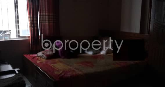 3 Bedroom Flat for Rent in Kathalbagan, Dhaka - An Amazing 1200 Sq Ft Residential Apartment Is Up For Rent In The Center Of Green Road.