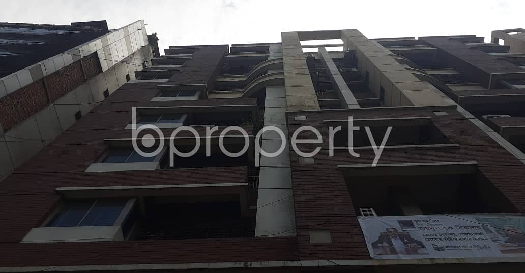 Looking For A Space To Rent In Dhaka, Check This 2440 Sq Ft Commercial Apartment
