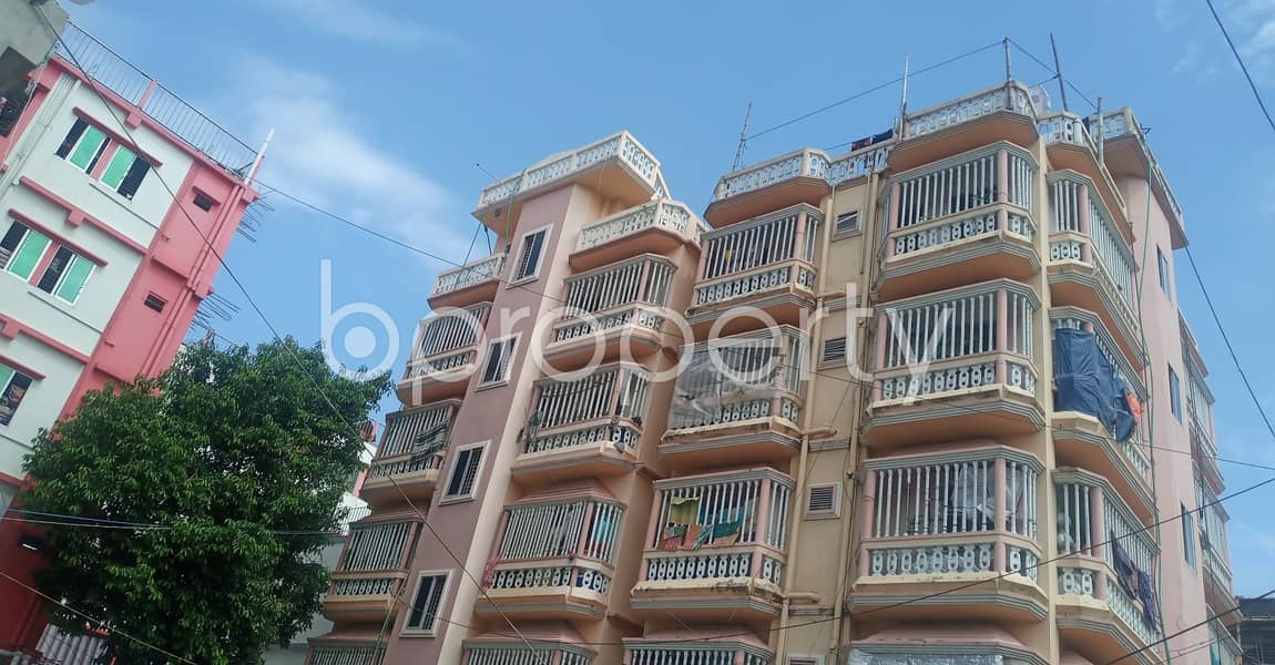 This 1 Bedroom Flat Is Up For Rent At Muslimabad